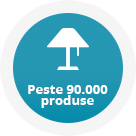 Peste 330.000 produse